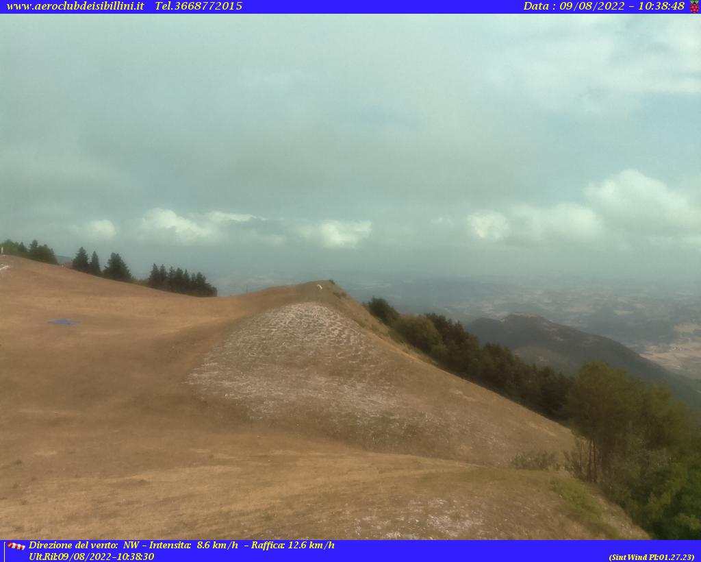 Webcam di SASSOTETTO - MONTI SIBILLINI